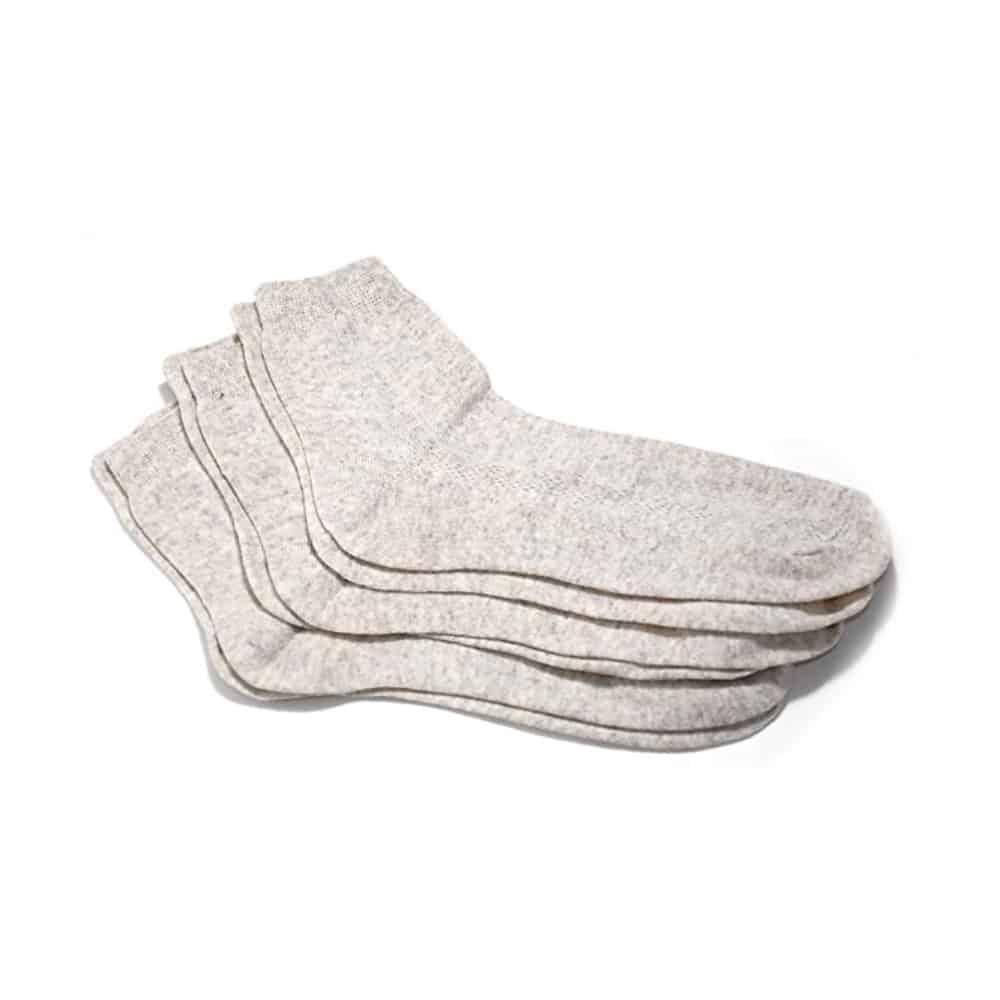 Organic Linen Socks