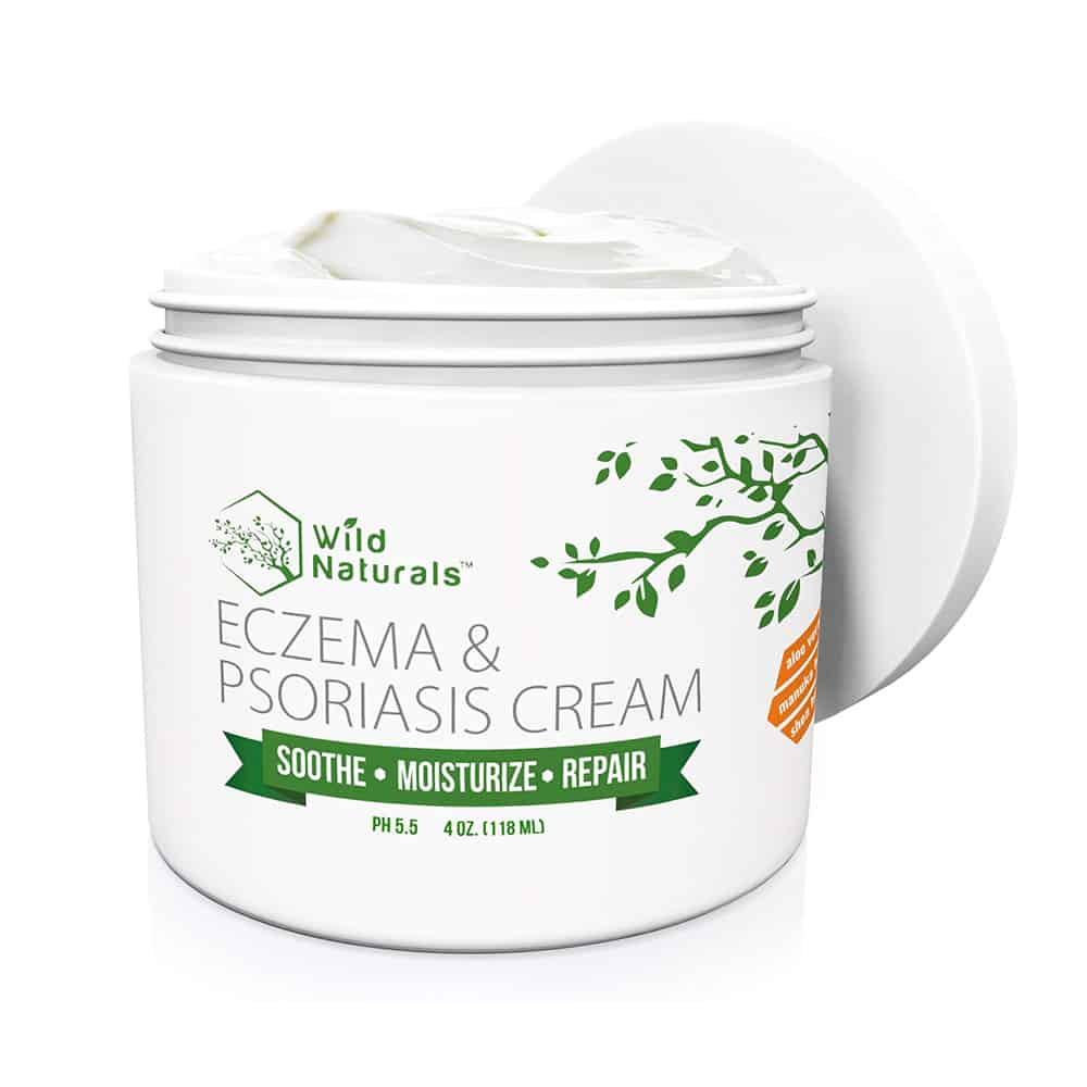 Wild Naturals Eczema Cream