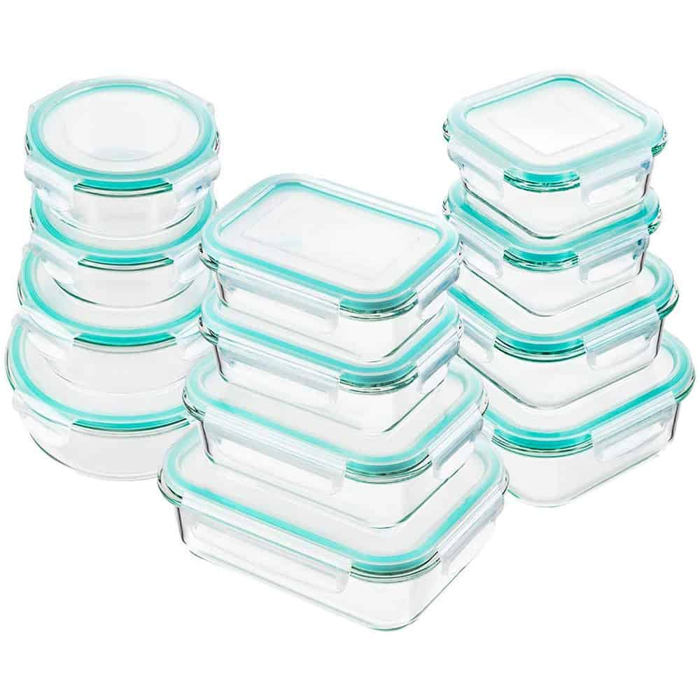 Bayco Glass Food Storage