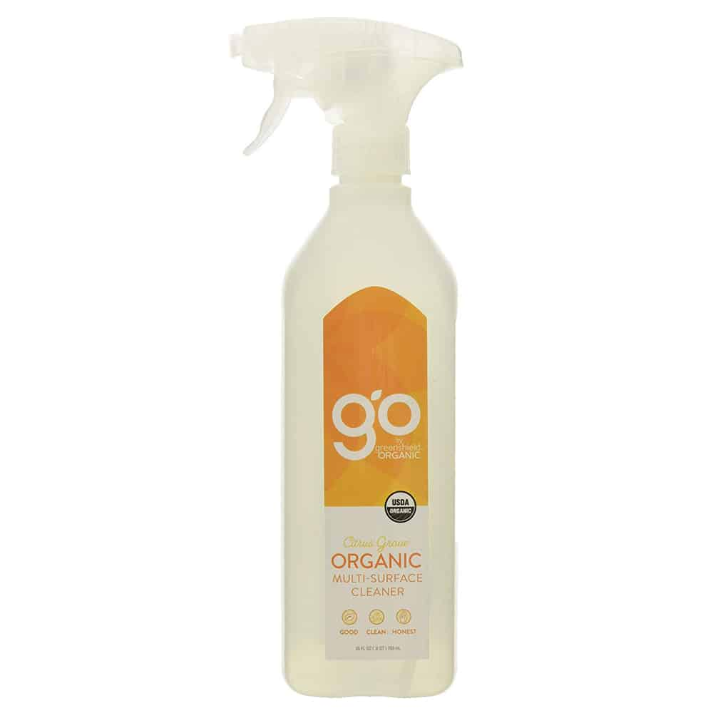 Go by Greenshield Citurs Grove Organic Multi Surface Cleaner