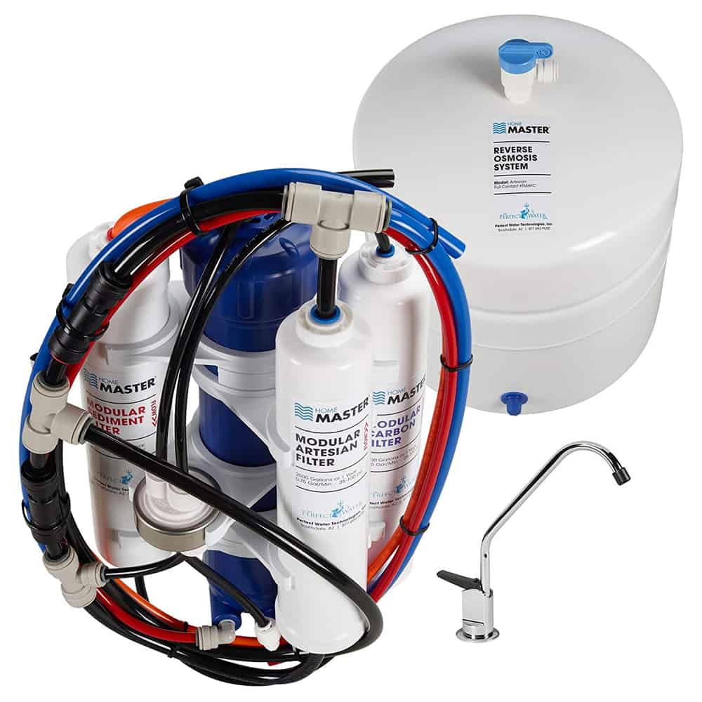 Home Master Reverse osmosis Undersink Water Filter