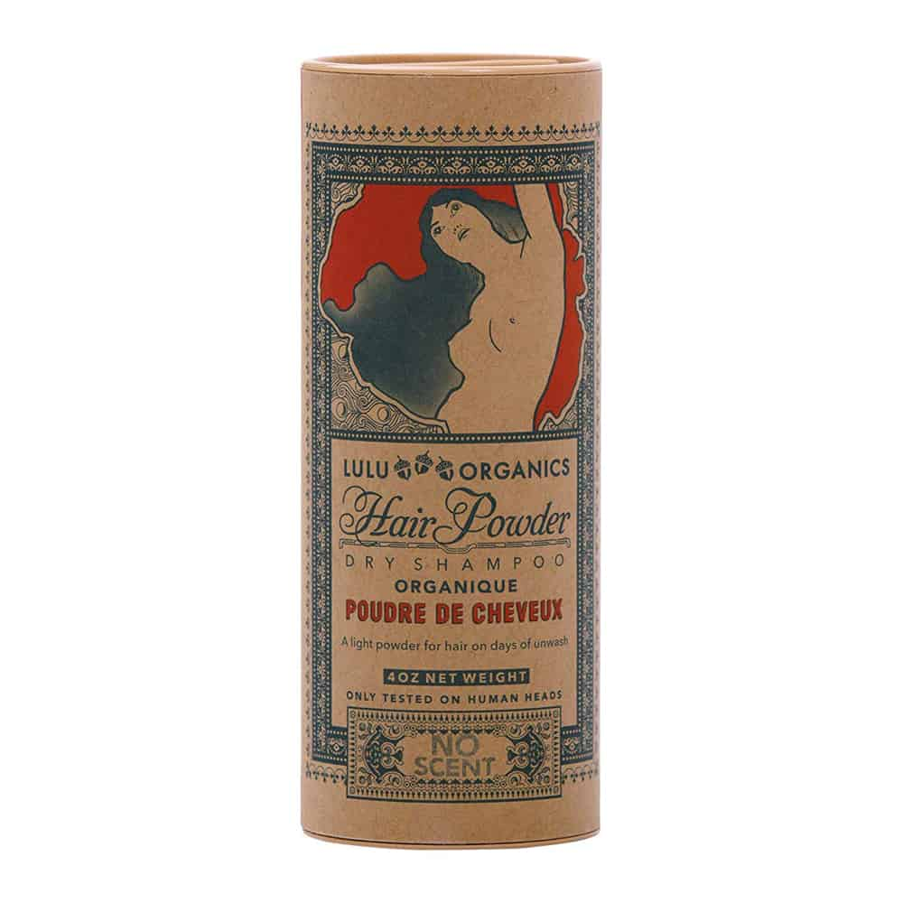 Lulu Organics Dry Shampoo