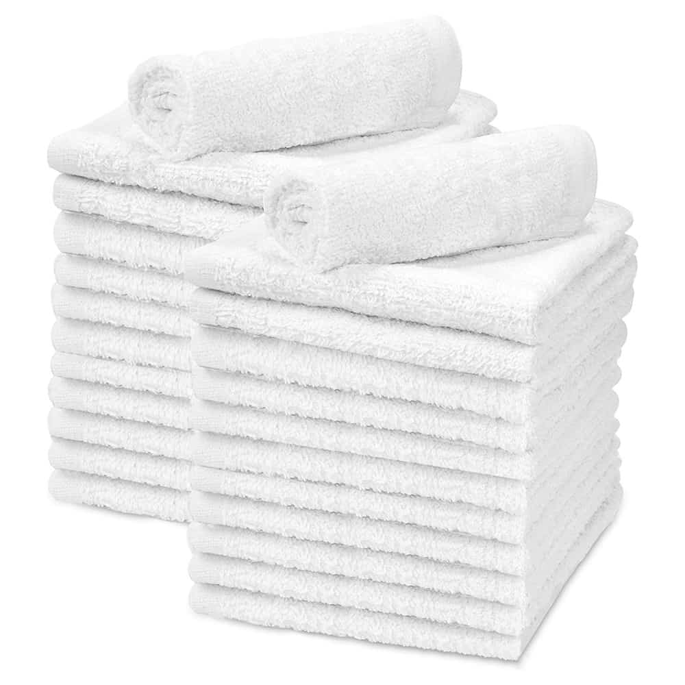 Terry Cotton Cleaning Towels