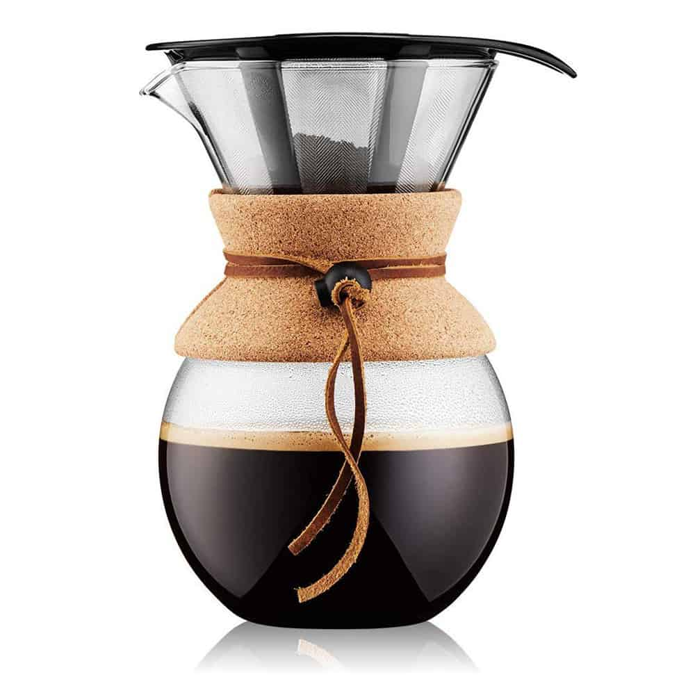Bodum Pour Over Glass Coffee Maker