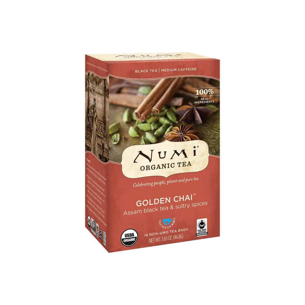 Numi Organic Chai Tea
