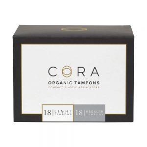 Cora Organic Tampons