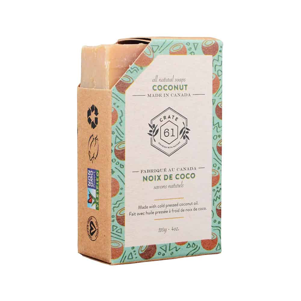 Crate 61 Organic Bar Soap
