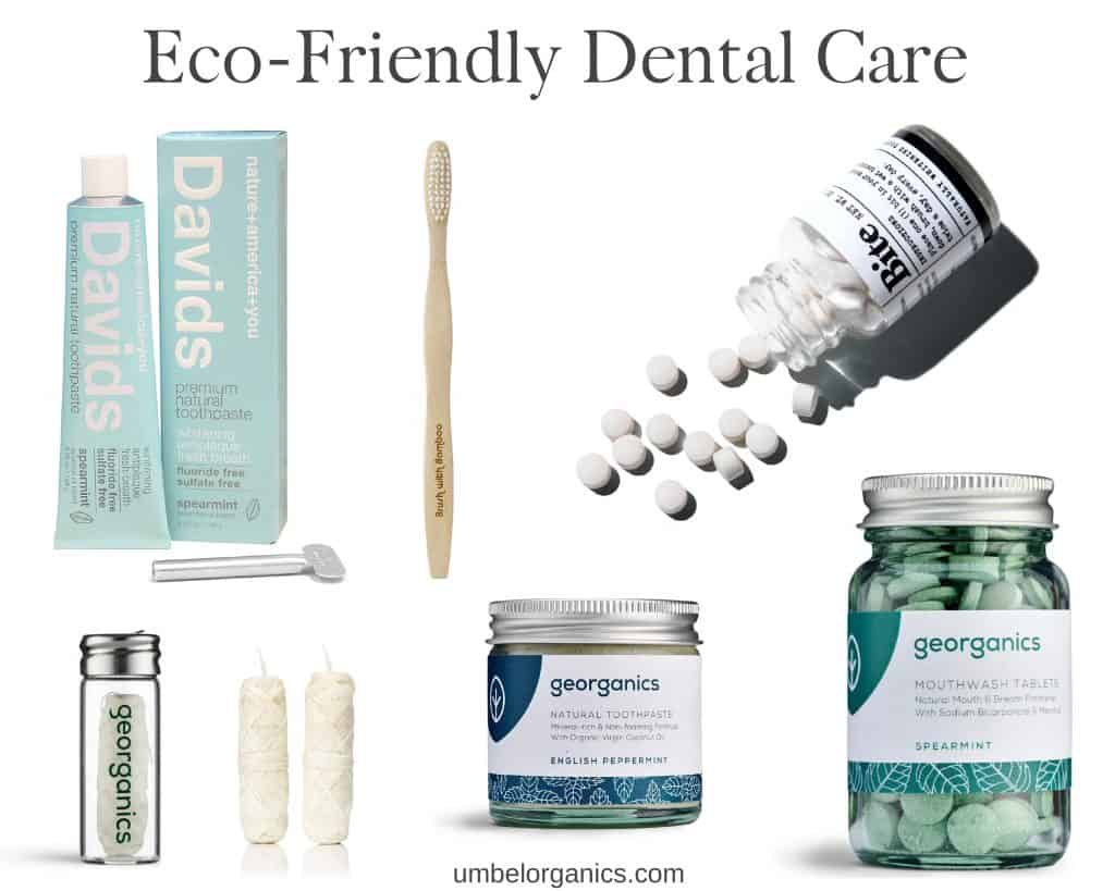 Eco-Friendly Dental Products
