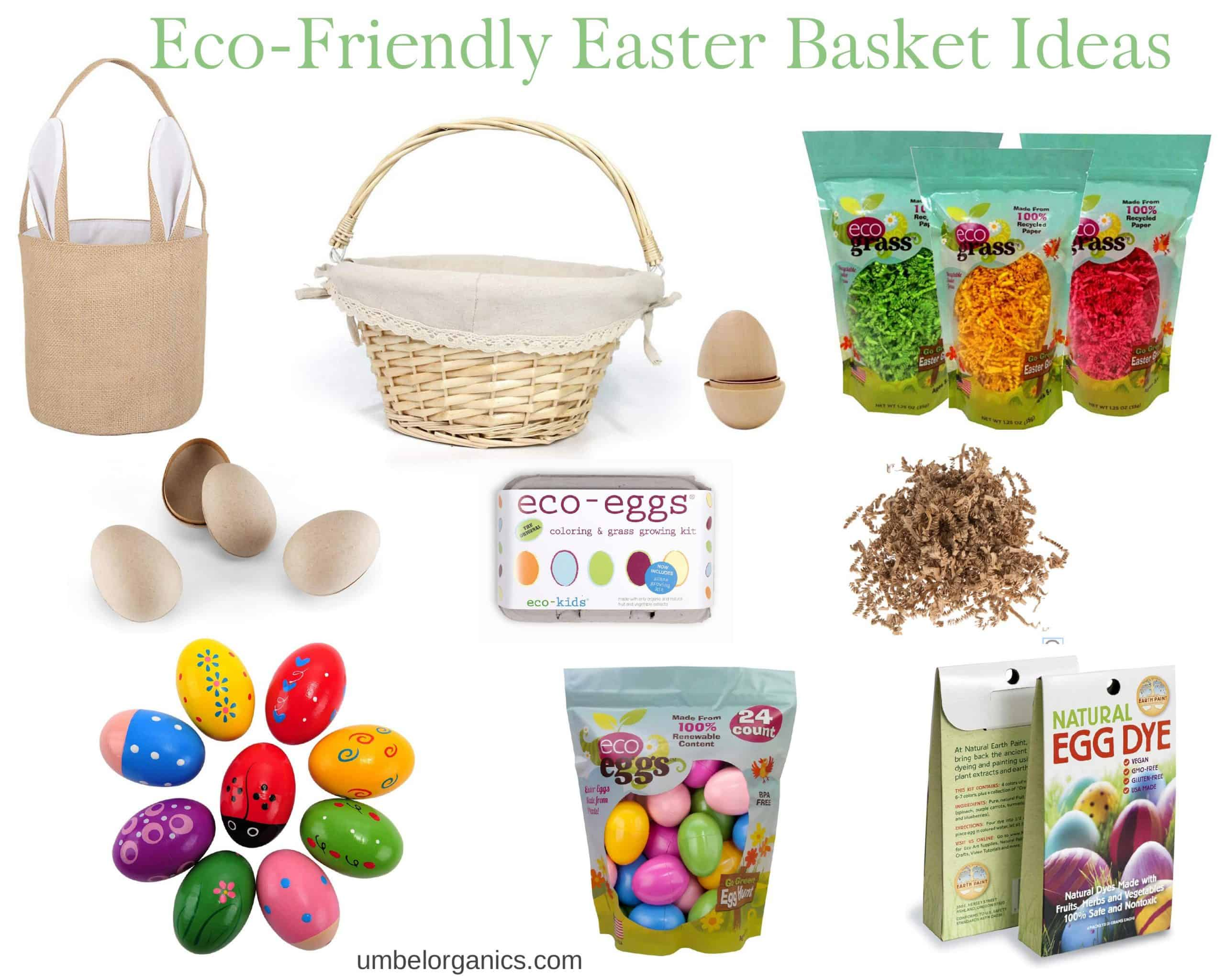 eco-friendly Easter basket ideas