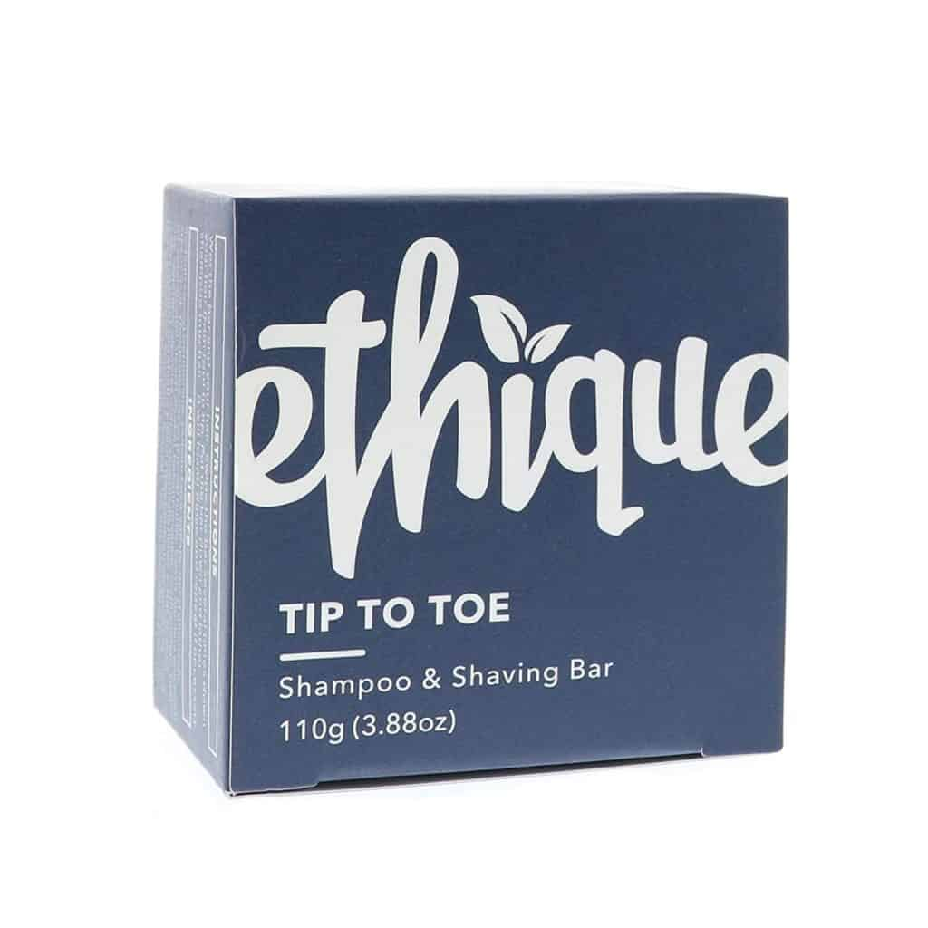 Ethique Shave Bar