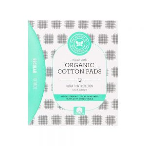Honest Organic Cotton Pads