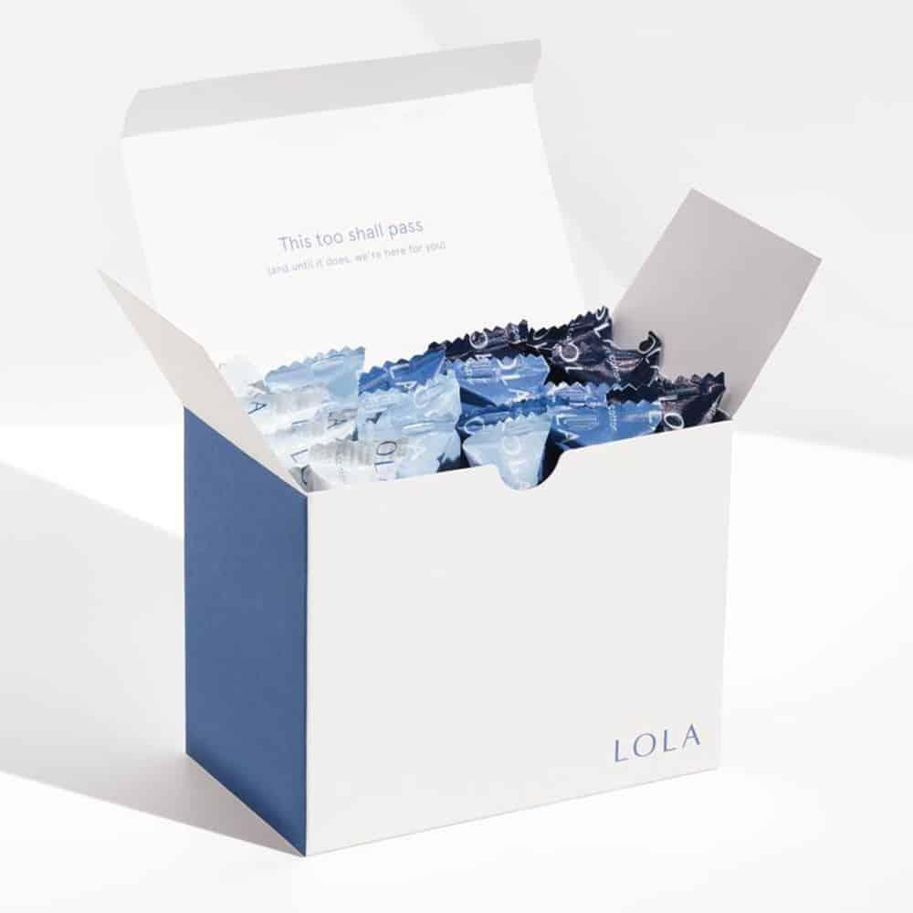 Lola Organic Tampons