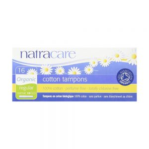 Natracare Organic Tampons