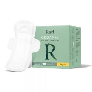 Rael Organic Cotton Pads