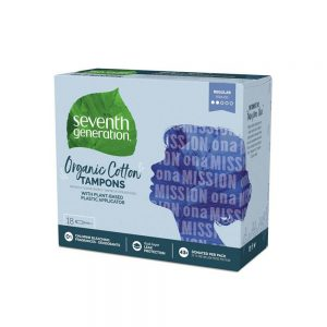 Seventh Generation Organic Tampons