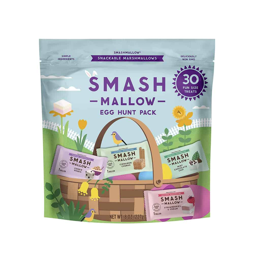 Smashmallow Organic Marshmallows