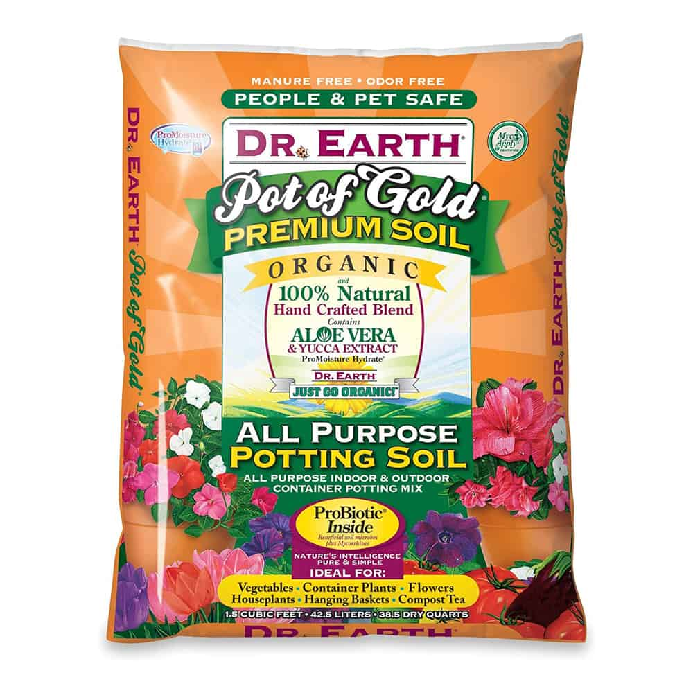Dr. Earth Organic Potting Soil