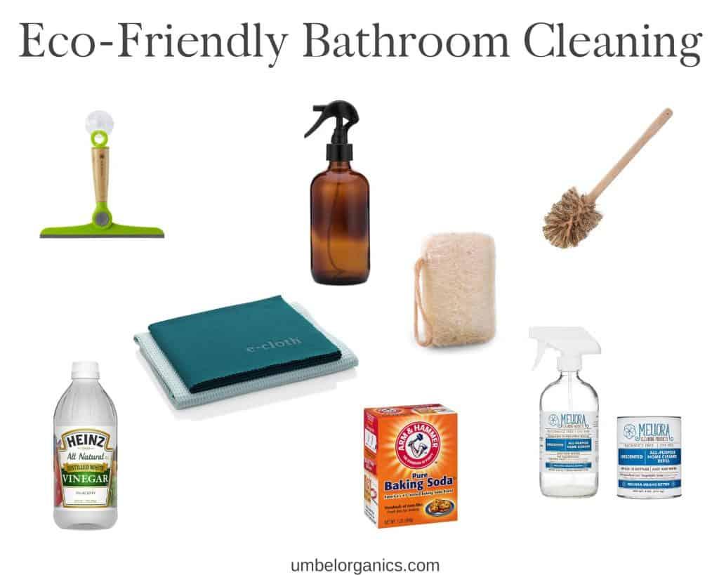 Eco-Friendly Bathroom Cleaning
