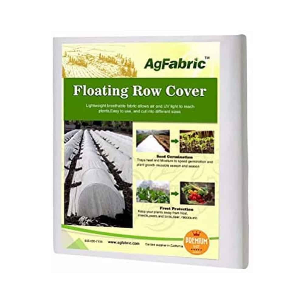 Row Cover For Vegetable Gardening
