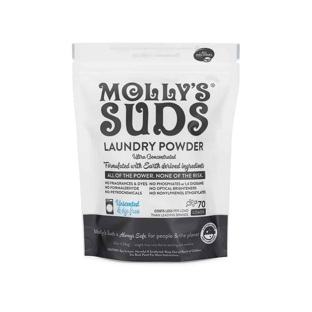 Molly Suds Laundry Powder