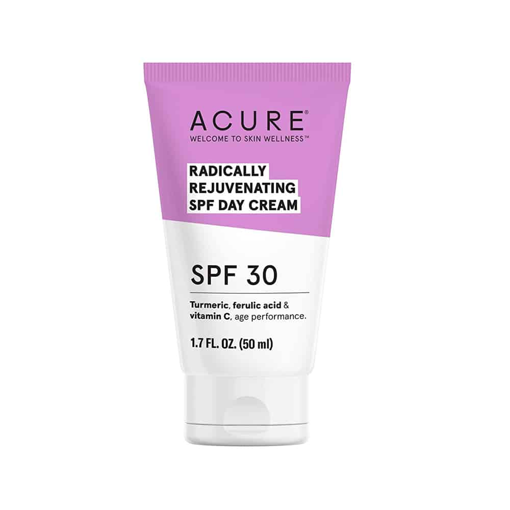 Acure Radically Rejuvenating SPF Day Cream SPF 30