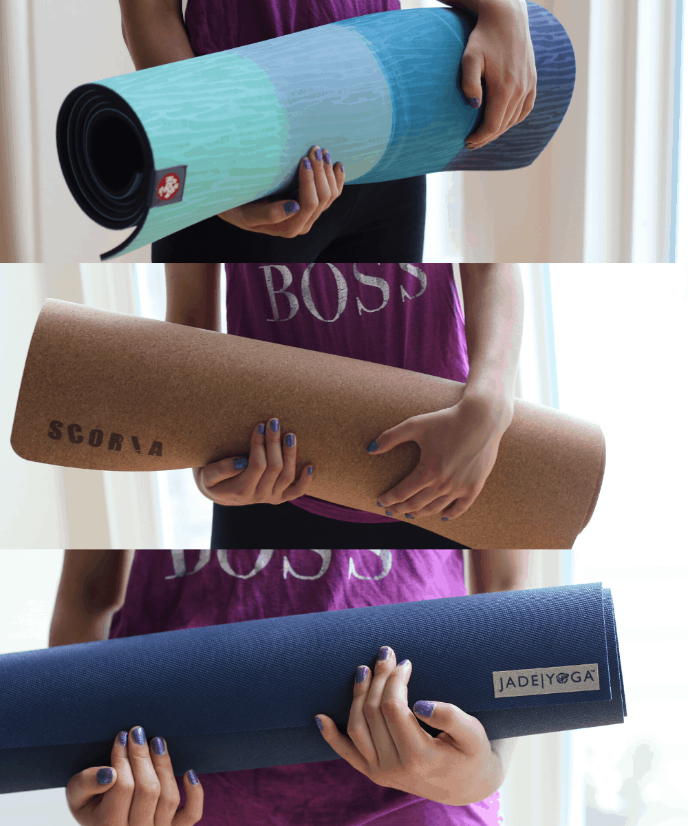 Non-Toxic Yoga Mats