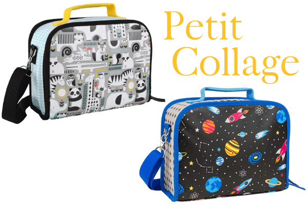 Petit Collage Lunchbox