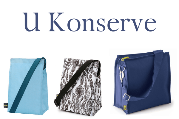 U Konserve Insulated Lunch Tote