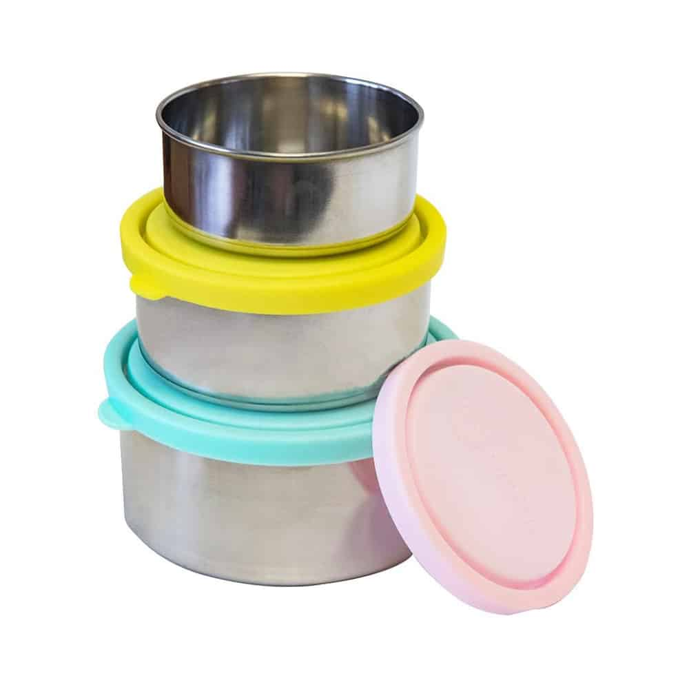 Mira Stainless Steel Lunch Container
