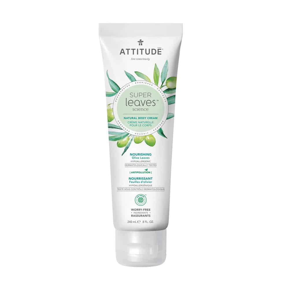 Attitude Super Leaves Nourishing Body Cream