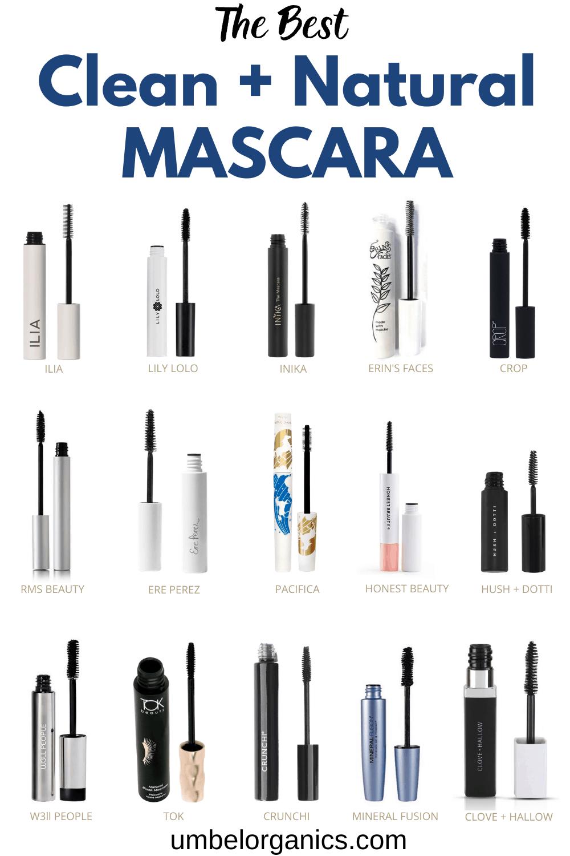 15 Clean & Natural Mascara Brands