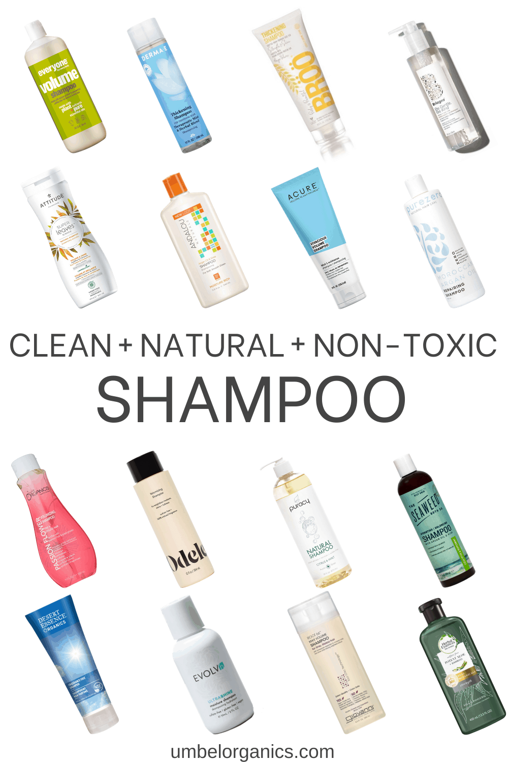 Clean, natural and non-toxic shampoo brands tested and reviewed