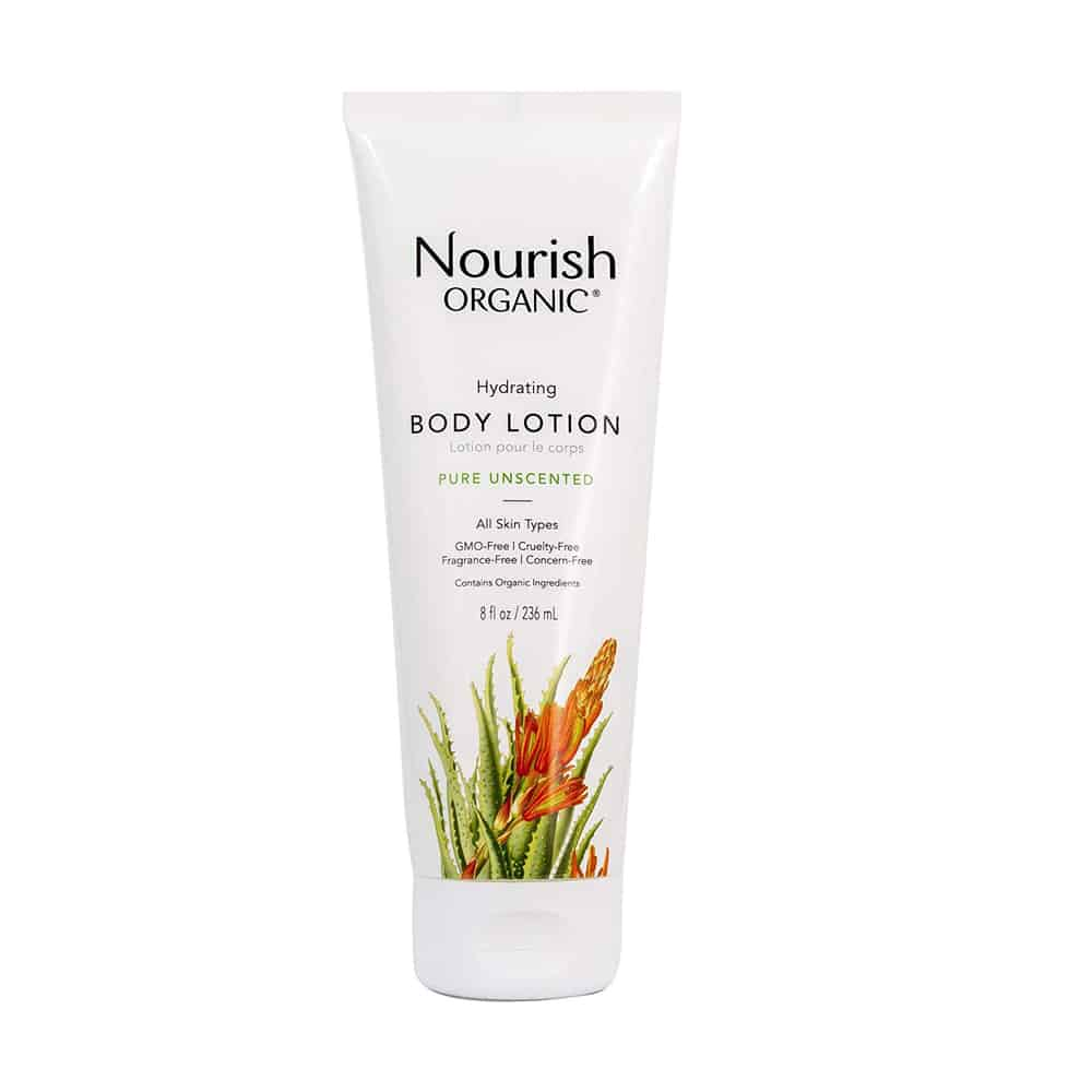 Nourish Organic Body Lotion