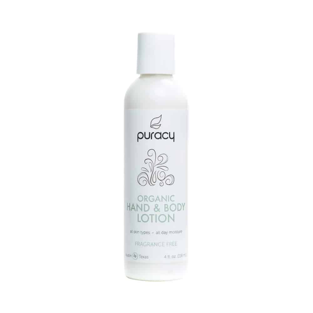 Puracy Organic Body Lotion