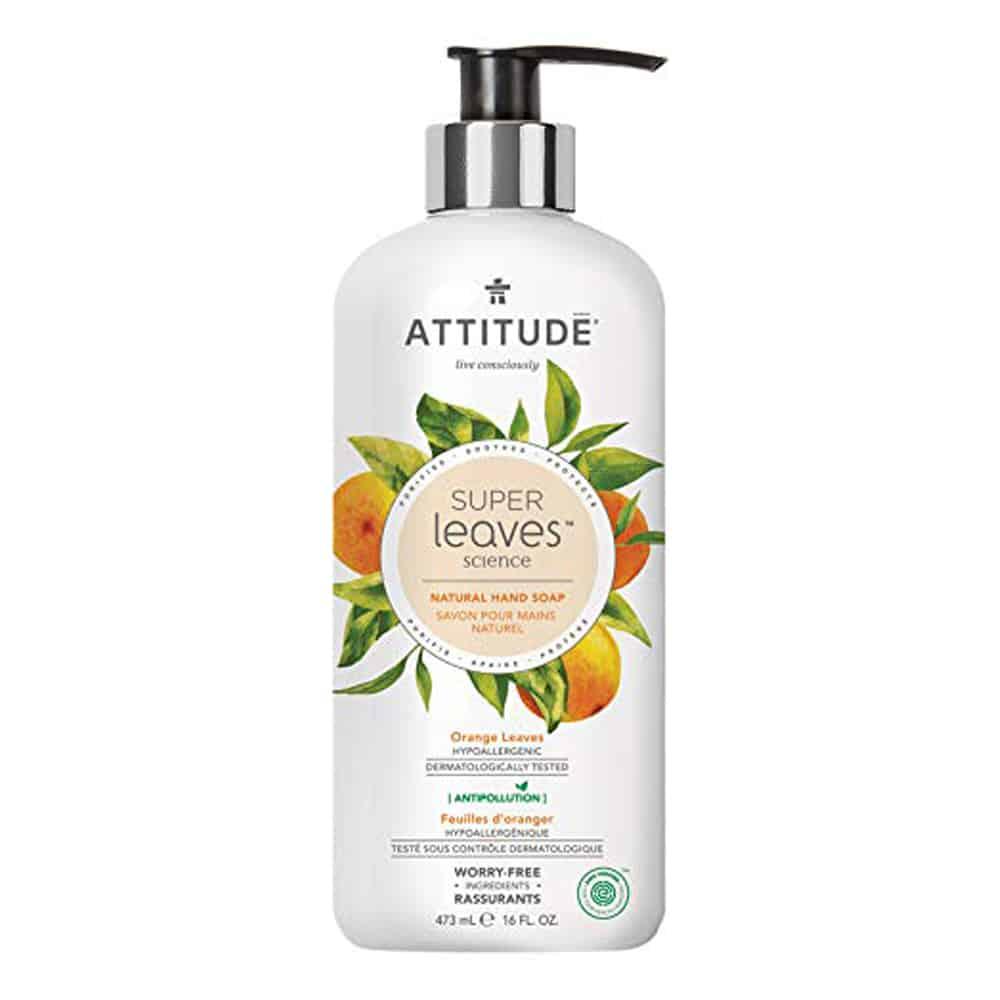 Attitude Super Leaves Hand Soap