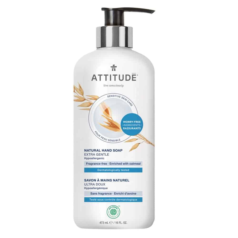 Attitude Natural Hand Soap