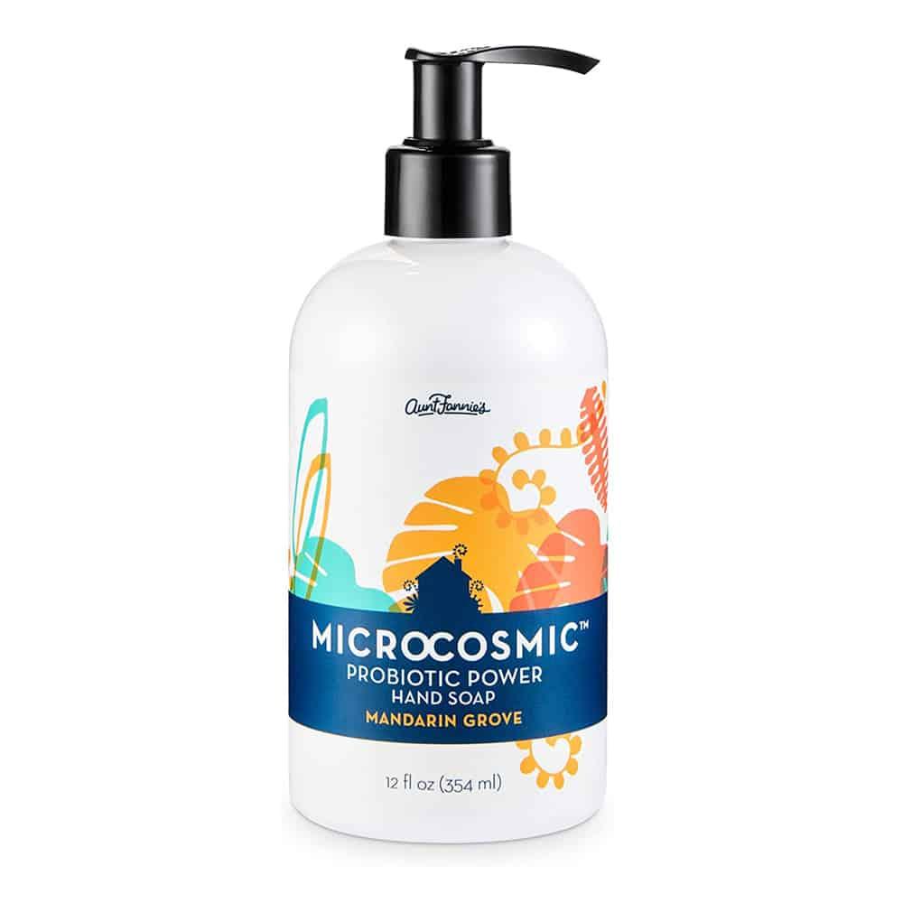 Aunt Fannie's Microcosmic Probiotic power Hand Soap
