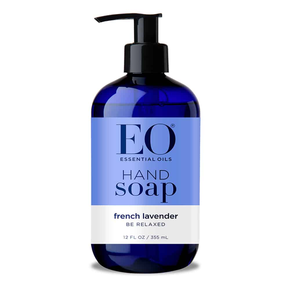 EO Essential Oils Hand Soap French Lavender