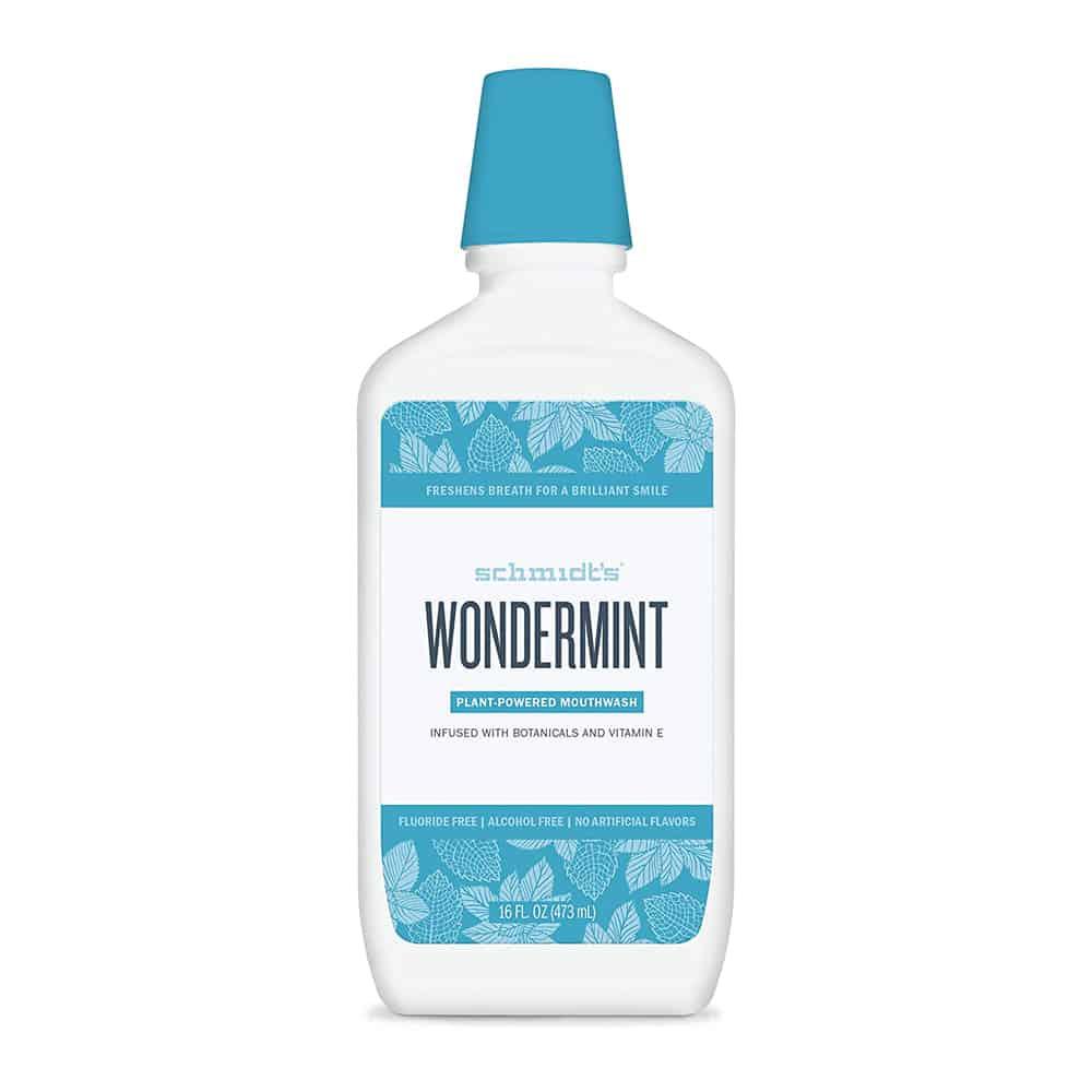 Schmidt's Wondermint Mouthwash
