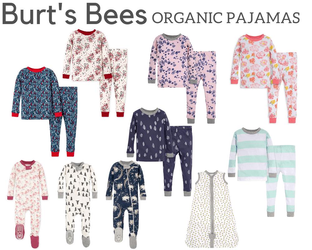 Burt's Bees Organic Pajamas