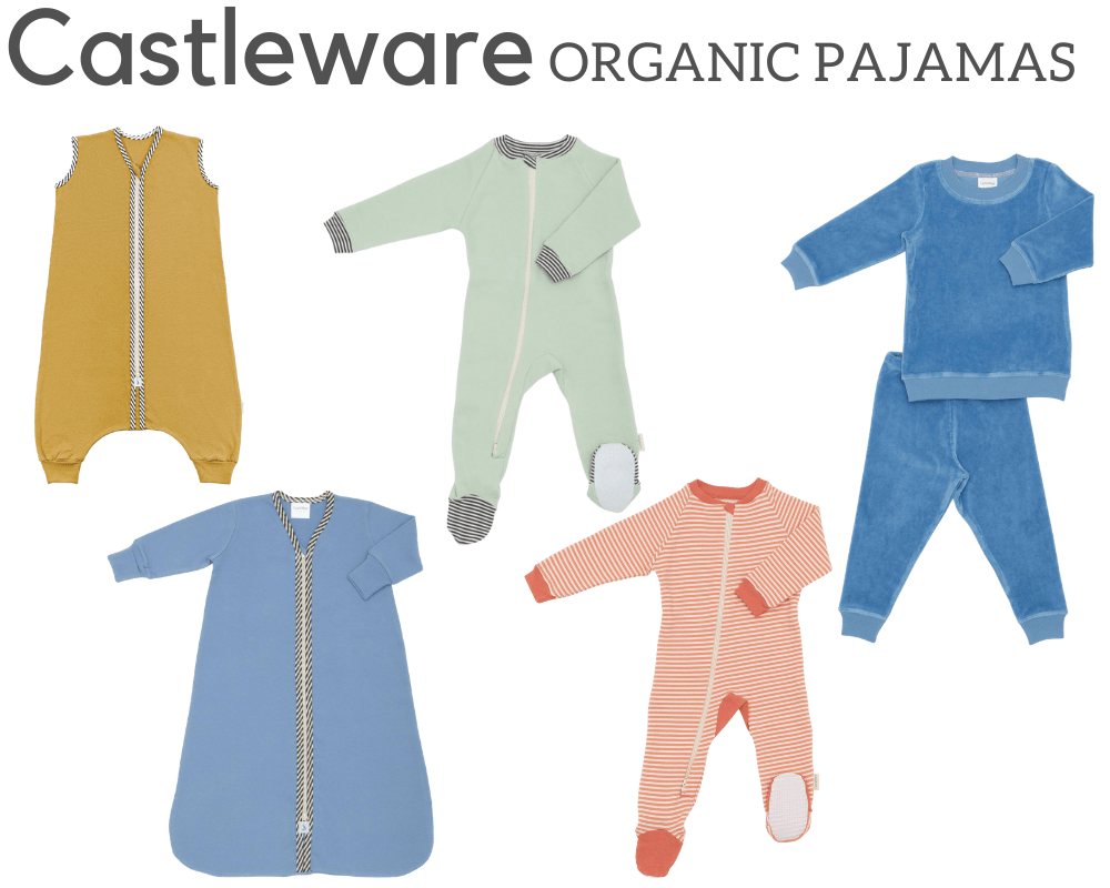 Castleware Organic Pajamas