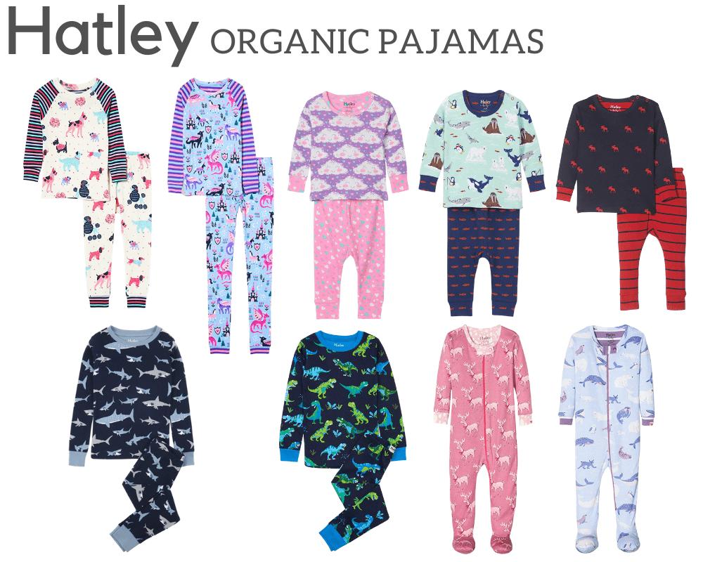 Hatley Organic Pajamas
