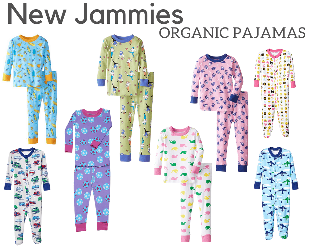 New Jammies Organic Pajamas