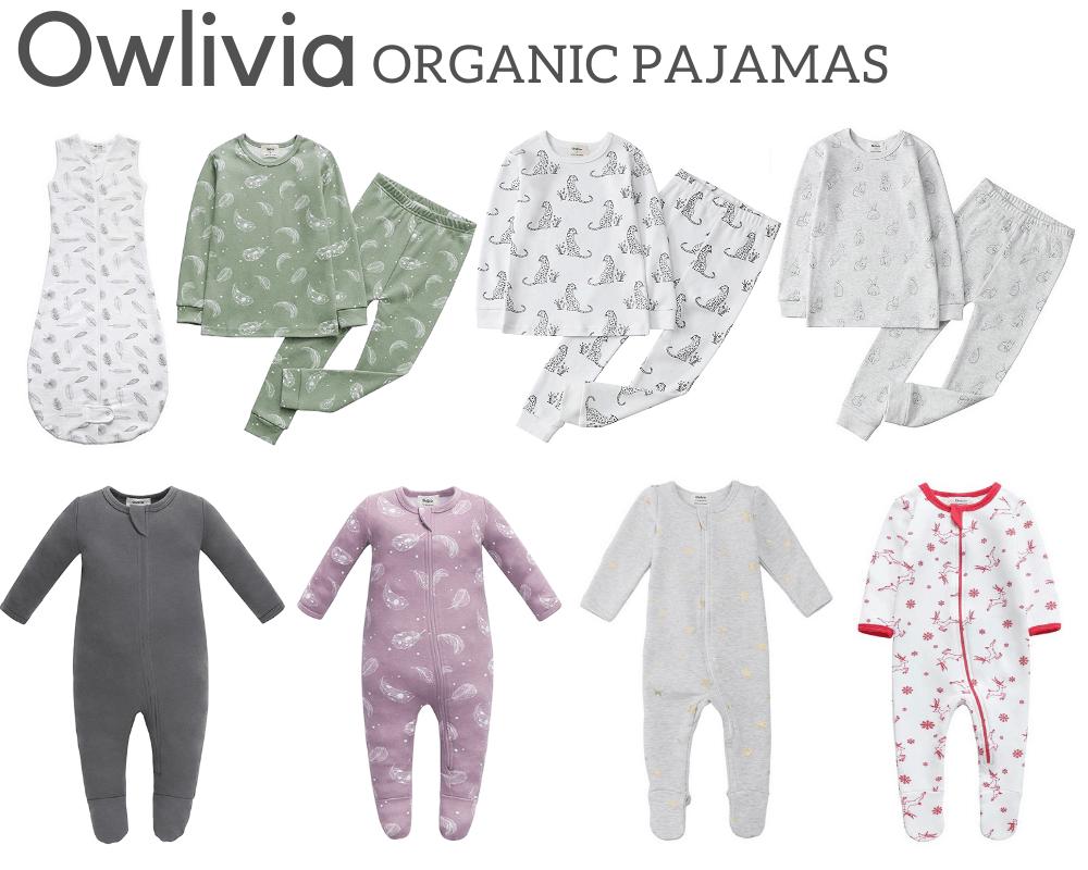 Owlivia Organic Pajamas