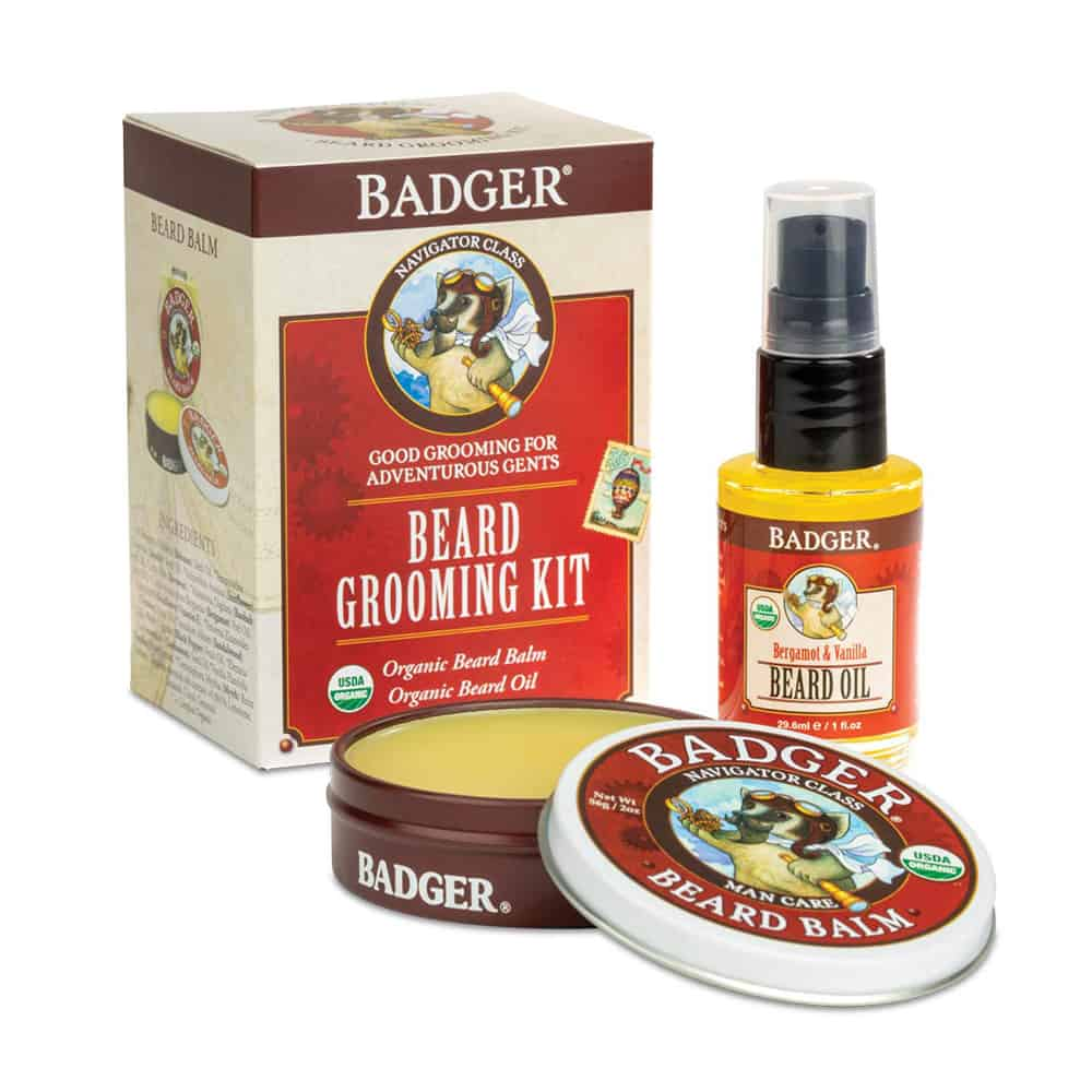 Badger Beard Grooming Kit