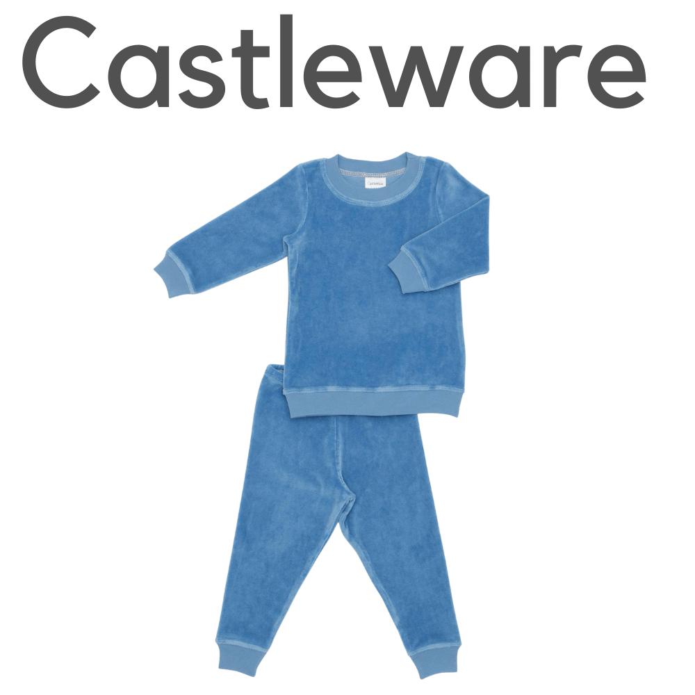 Castleware Organic Velour Pajamas