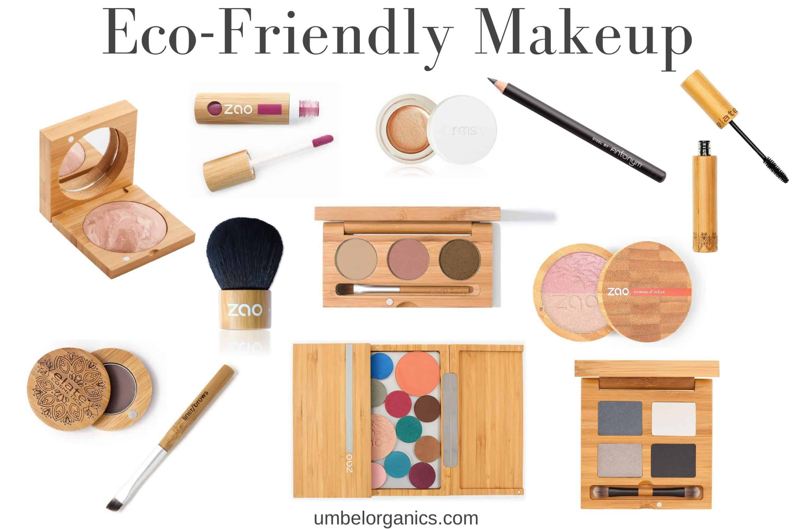 Eco-Friendly Makeup
