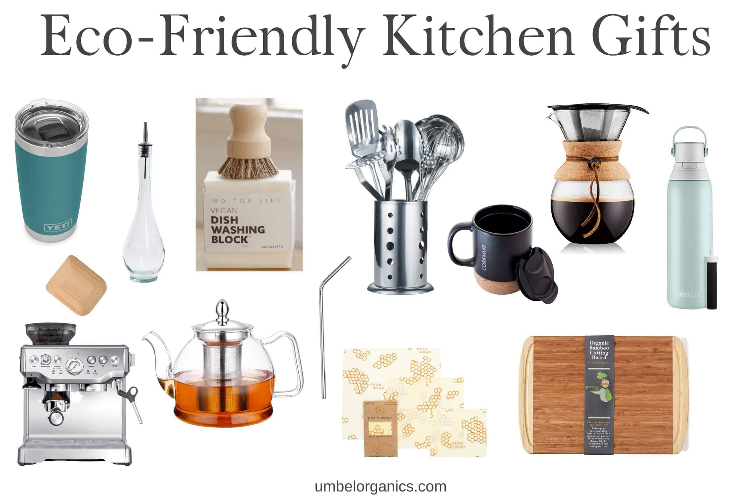 Eco-Friendly Kitchen Gifts
