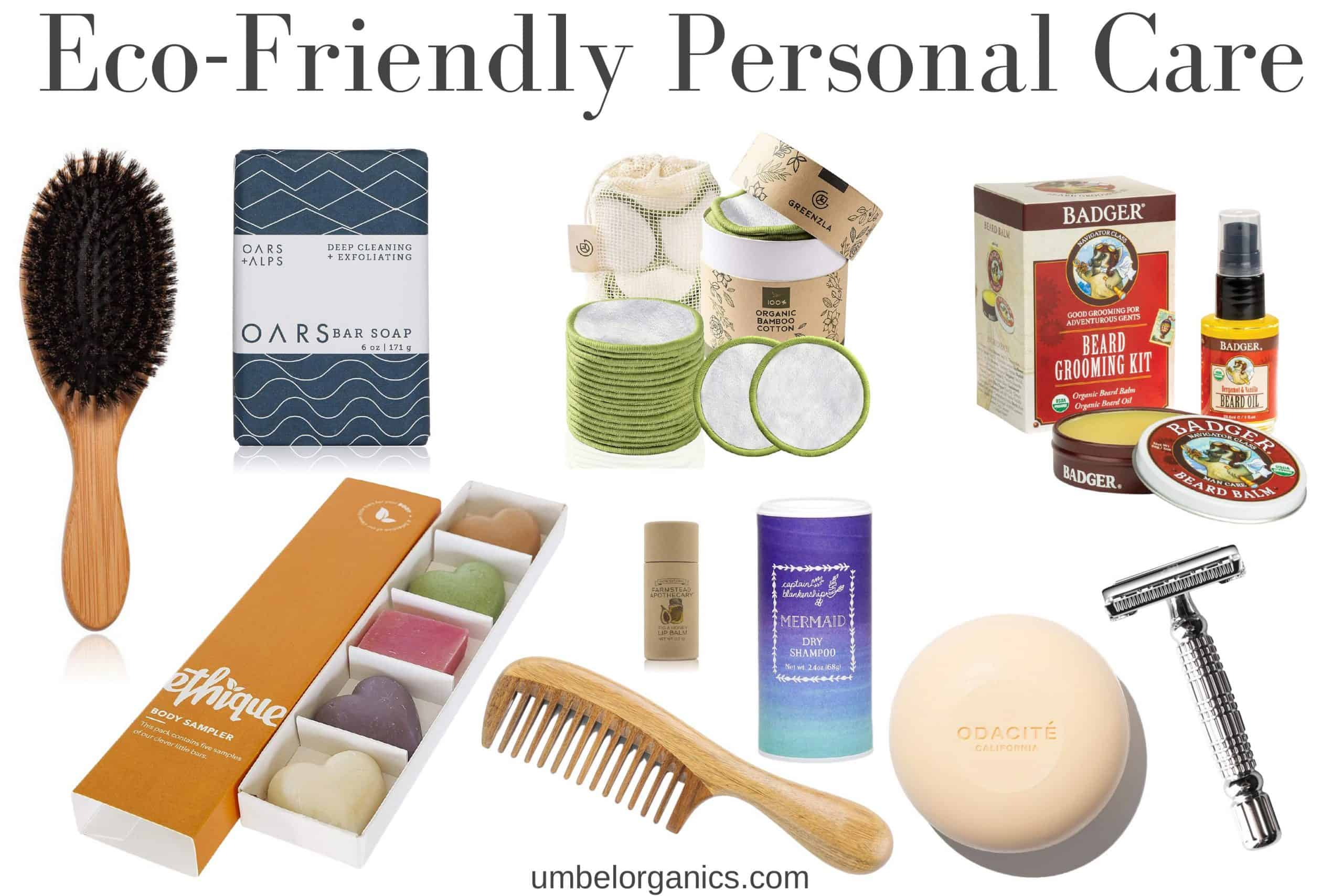 Eco-Friendly Personal Care Gifts