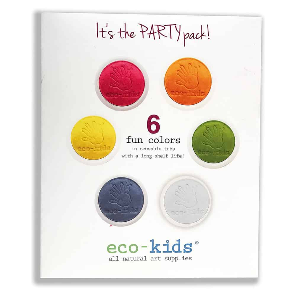 eco-kids Play Dough